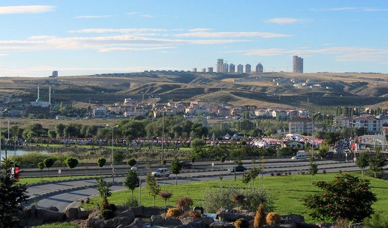 incek manzarası, doğa manzarası, Ankara İncek doğal güzellikleri, göl manzarası