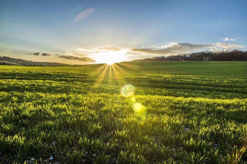 temiz hava, doğa ile baş başa, gün batımı, manzara, doğa manzarası