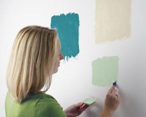 ev boyama, duvar boyası, ev dekorasyon fikirleri