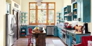 mutfak dekorasyonu için fikirler